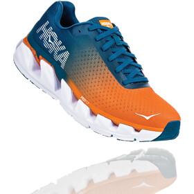 Hoka One One Elevon Chaussures de trail Homme, corsair blue/bright marigold